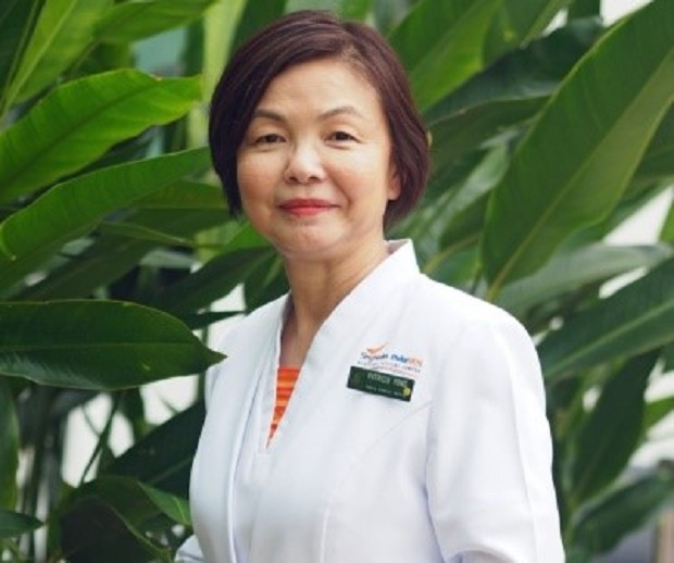 Ms Patricia Yong, Deputy Director, Nursing was conferred the 2020 President's Award for Nurses on 21 July 2020