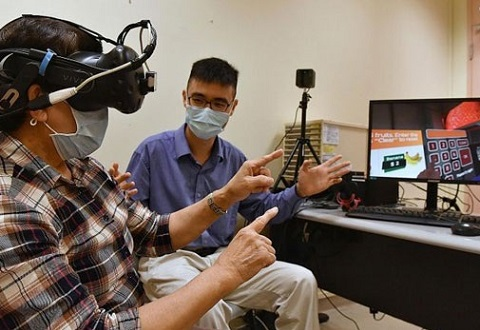 VR Tool Used To Detect Mild Cognitive Impairment in Seniors