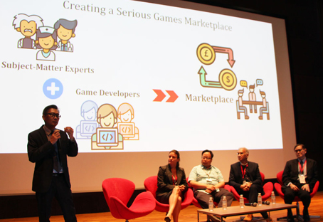 Serious Games Conference 2018: How Gaming Technology Can Advance Healthcare Training