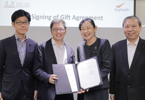 SingHealth gets $40m research boost