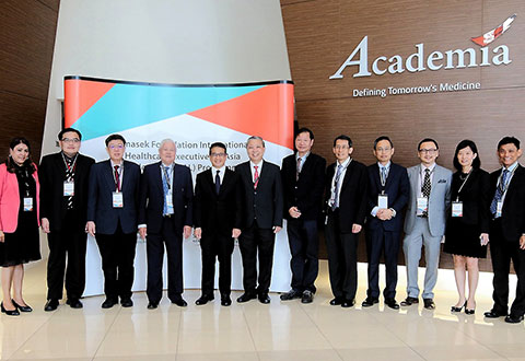 Over 120 healthcare leaders from across Asia gather for leadership programme